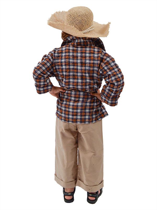 Καλοκαιρινή στολή με θέμα: Χωρικός