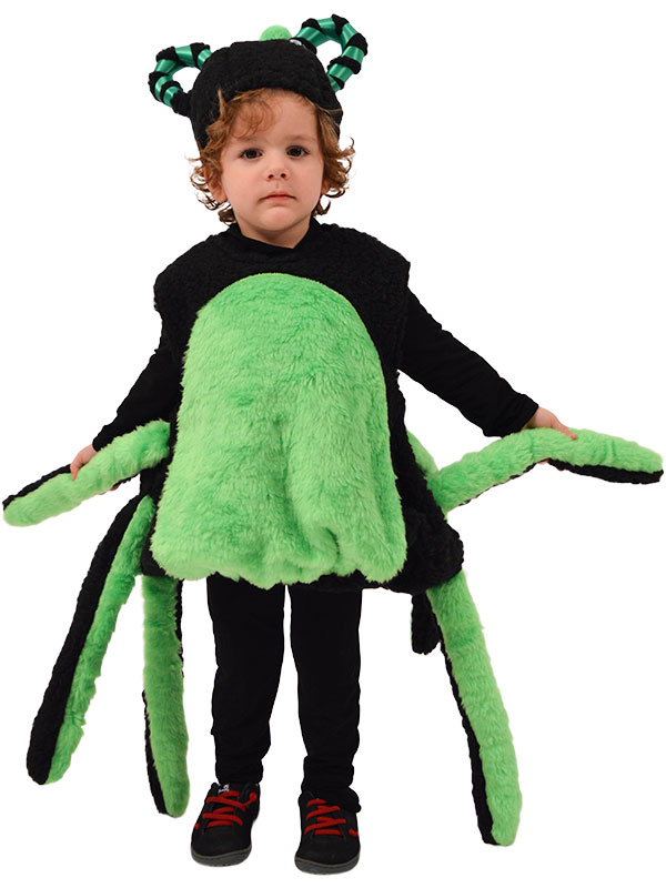 Στολή Αποκριάτικη Παιδική με θέμα Αράχνη