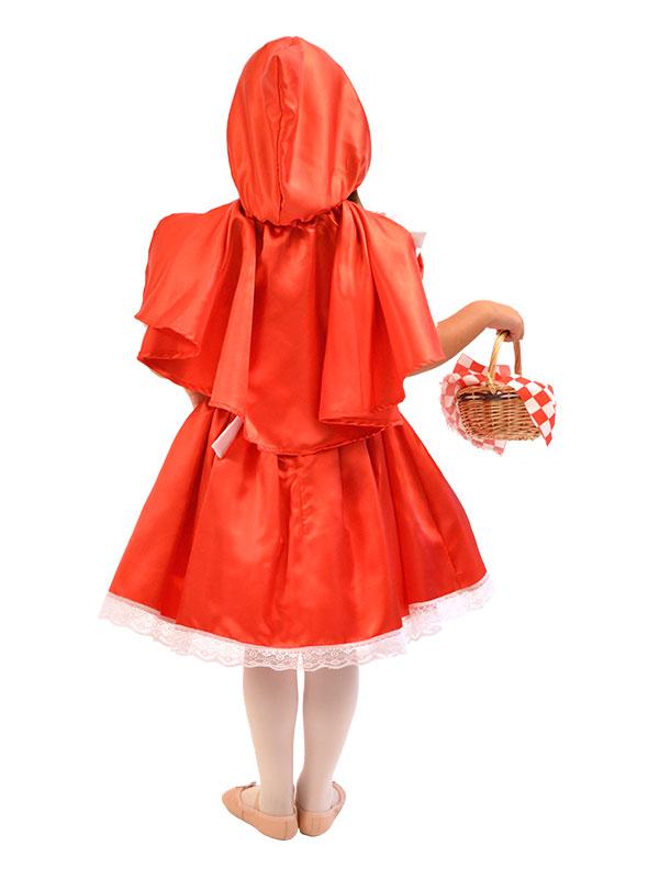 Παιδική Αποκριάτικη Στολή Κοκκινοσκουφίτσα