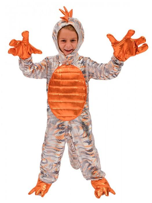 Δεινόσαυρος, Παιδική Αποκριάτικη Στολή