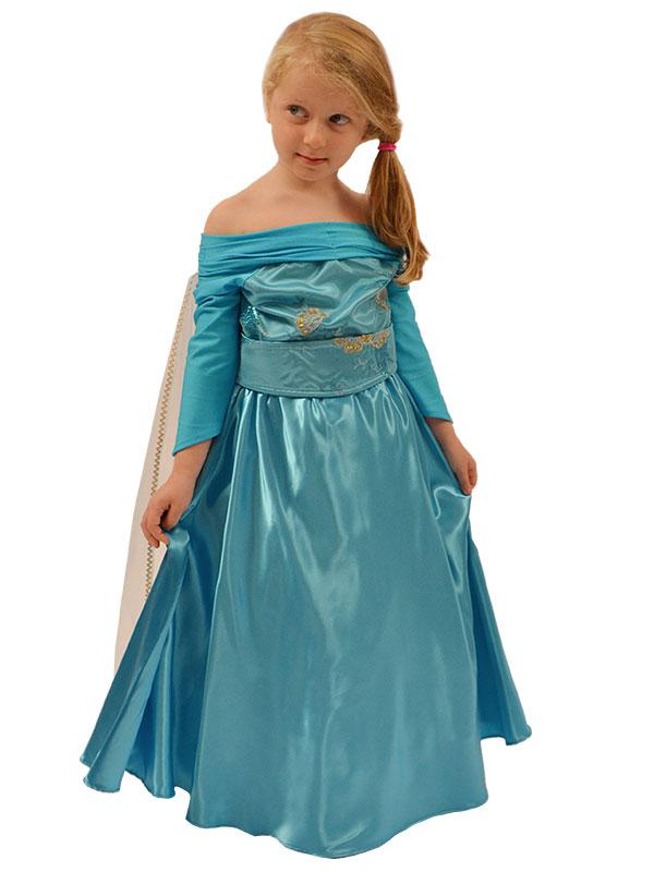 Αποκριάτικη Στολή για κορίτσι Πριγκίπισσα Έλσα
