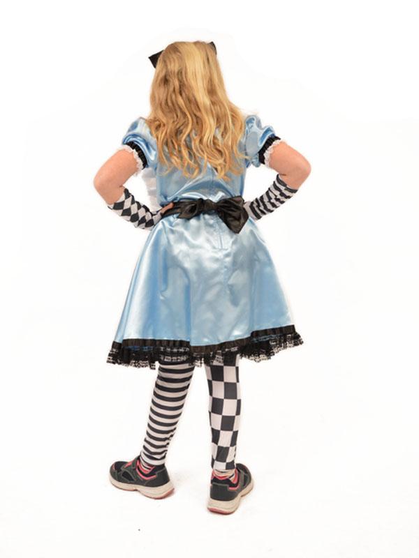 Αλίκη  Παιδική Αποκριάτικη Στολή