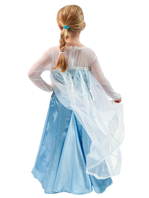 Πριγκίπισσα Έλσα Αποκριάτικη Παιδική Στολή