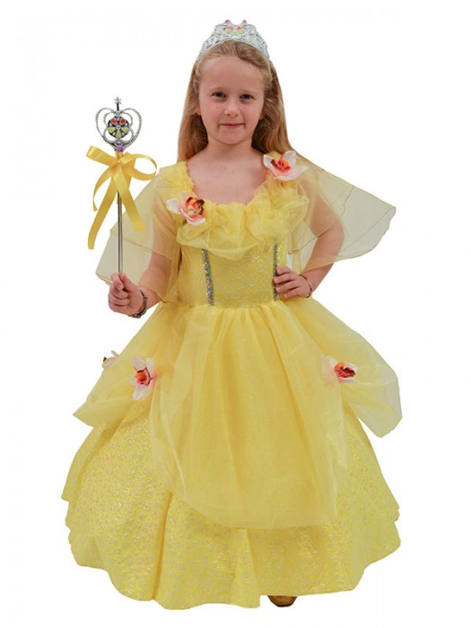Αποκριάτικη Στολή για κορίτσι Πριγκίπισσα Πεντάμορφη
