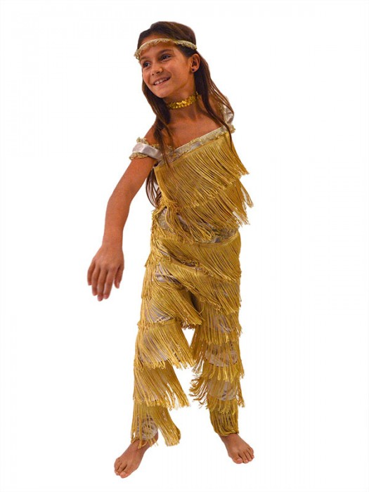 Αποκριάτικη Στολή Χορευτρια για κορίτσι