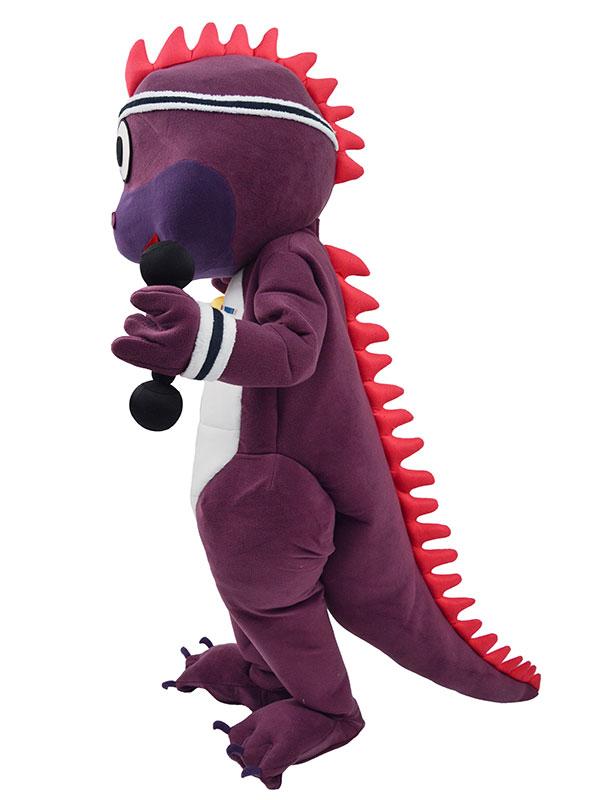 Λάμπρος ο Δεινόσαυρος σε Μασκώτ