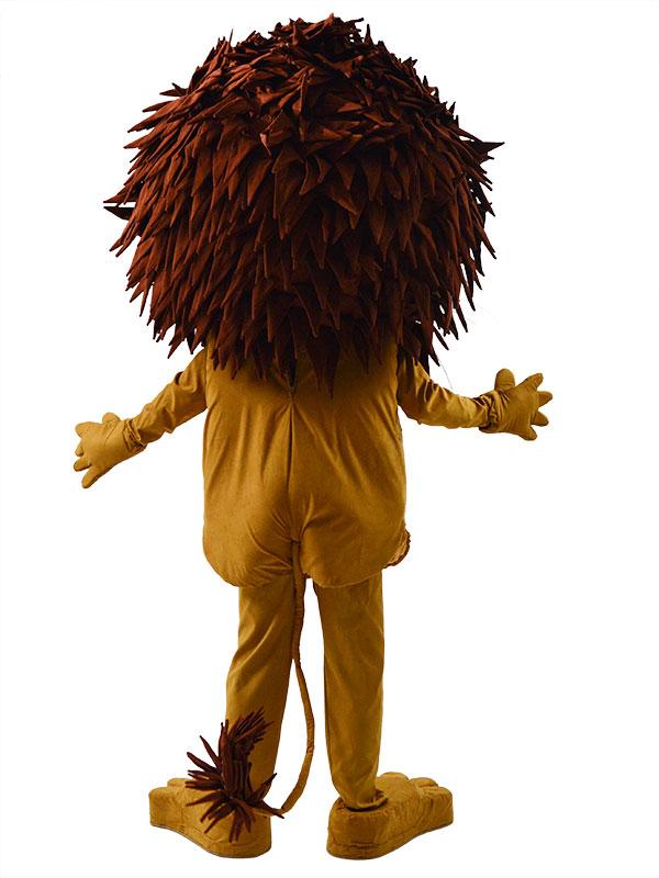 Lio το Λιοντάρι, Μασκωτ