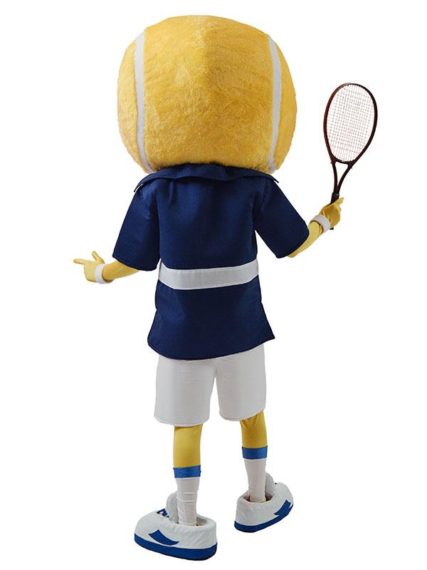 Μασκώτ κατά Παραγγελία - Tennis Boy