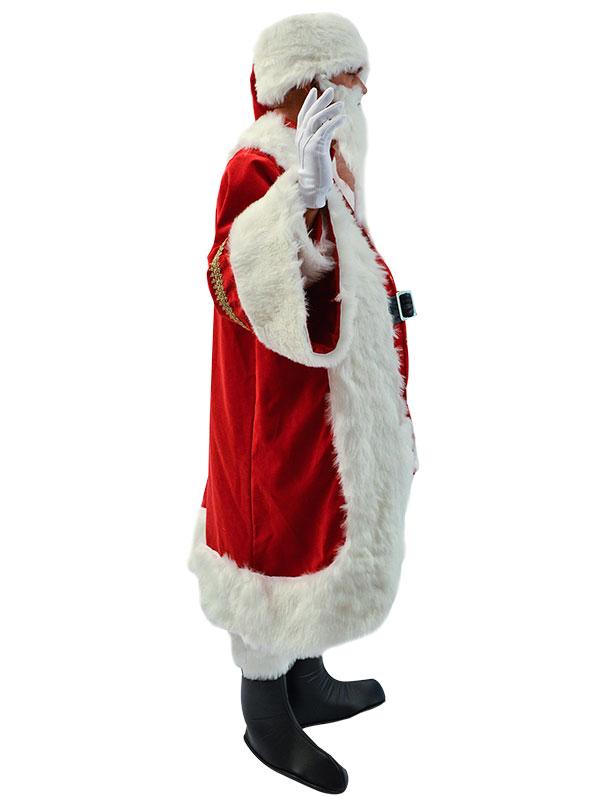 Χριστουγεννιάτικη Στολή Αγιος Βασίλης για Ενήλικες
