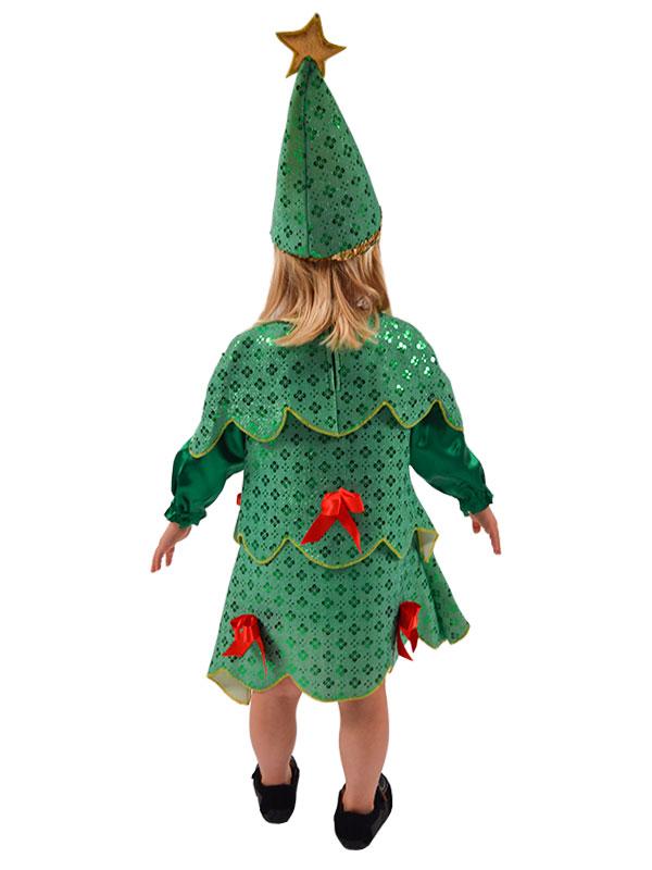 Για τις Χριστουγεννιάτικες παραστάσεις Στολή Παιδική Δεντράκι