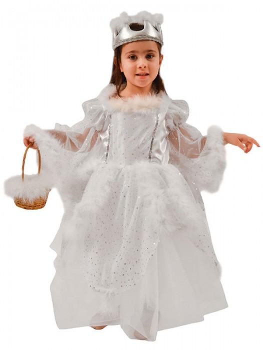 Πριγκίπισσα του Χιονιού, για τα Χριστούγεννα Στολή