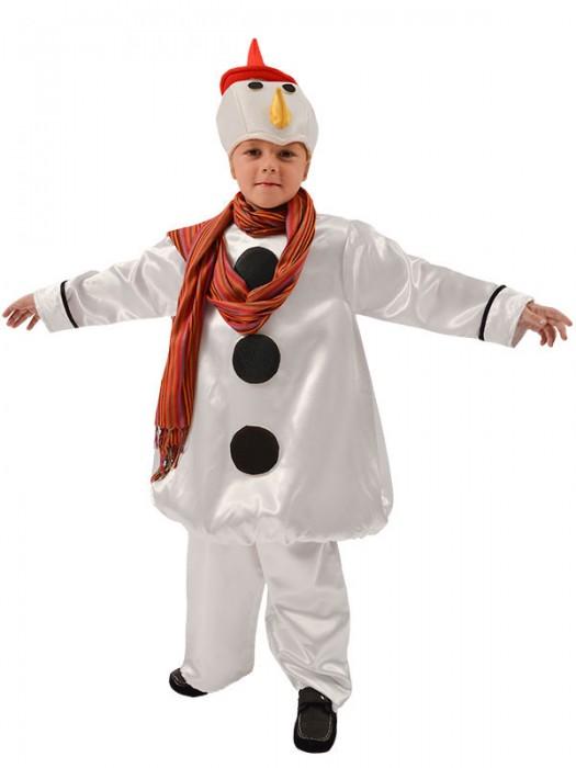 Χιονάνθρωπος, Στολή Χριστουγεννιάτικη για παιδιά