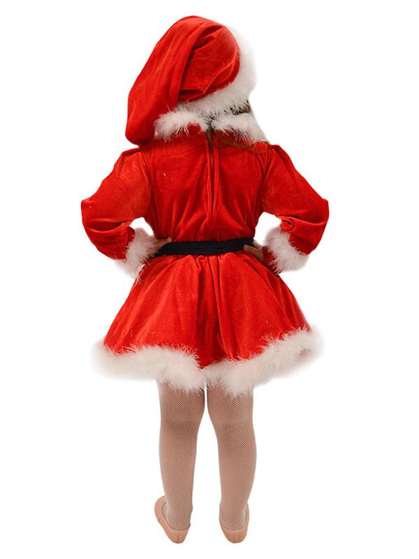 Στολή για τα Χριστούγεννα Άγιος Βασίλης (παλτό)