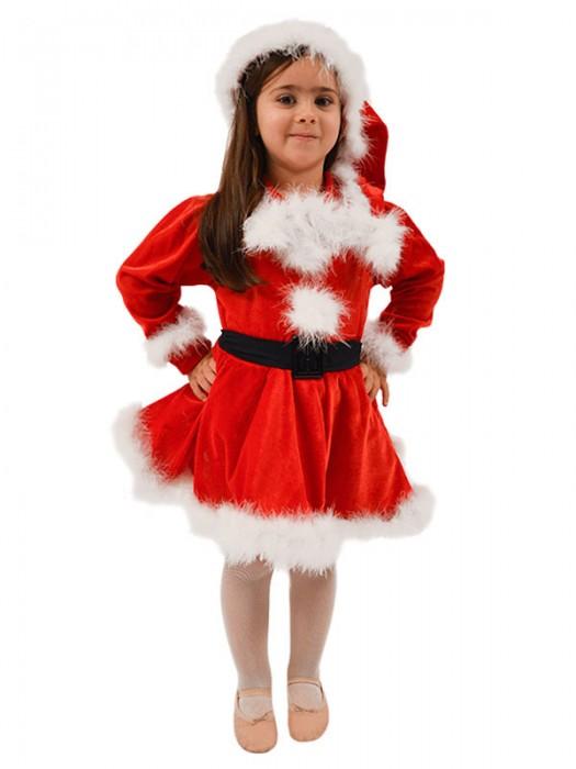 Άη Βασιλίνα Παιδική Χριστουγεννιάτικη Στολή