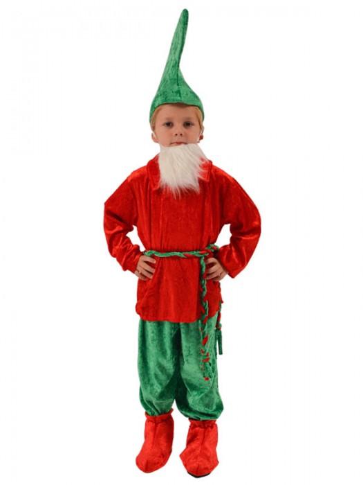 Νάνος, Στολή για τα Χριστούγεννα Παιδική