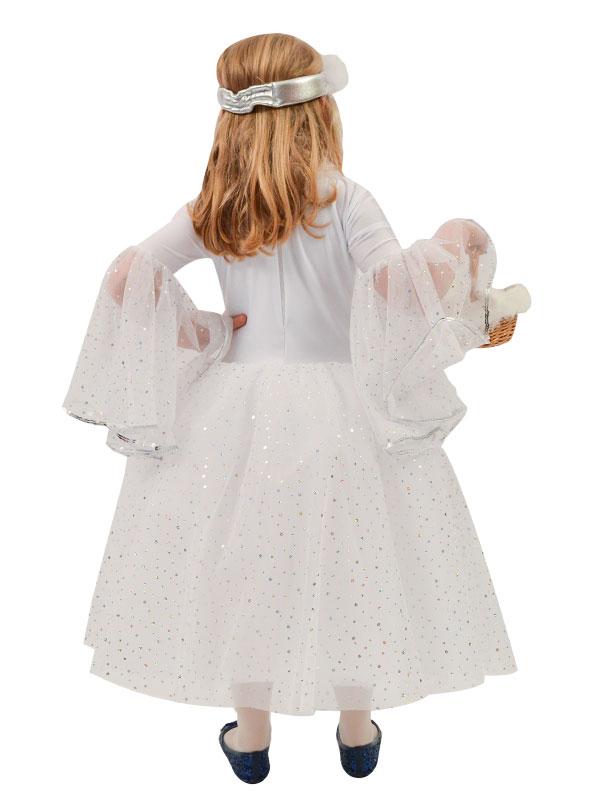 Χιονούλα, Χριστουγεννιάτικη Στολή για κοριτσάκι