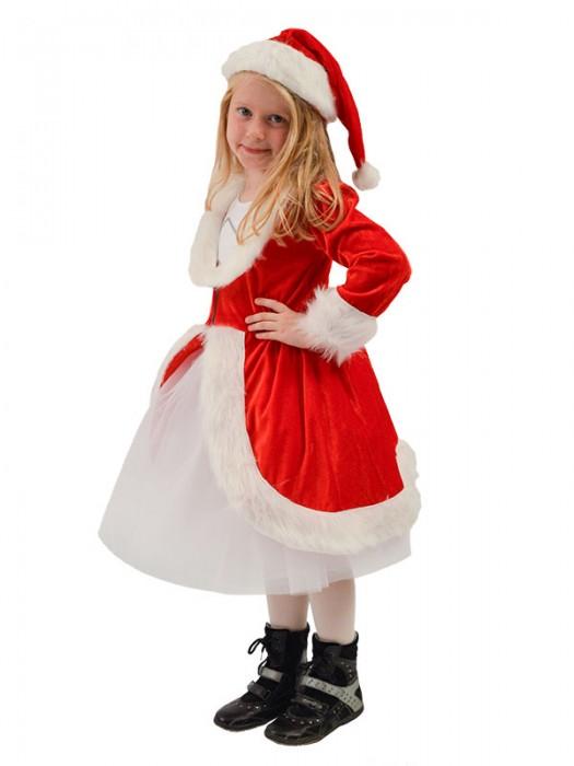 Αη Βασιλίνα, Κοριτσίστικη Χριστουγεννιάτικη Στολή