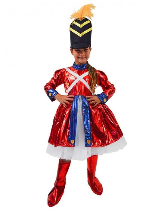 Μολυβένια Στρατιωτίνα, Πρωτότυπη Παιδική Στολή